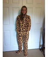 GIRAFFE ~ normal ~  fleece