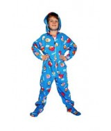 BIRD Blue onesie      SIZE GOES ON HEIGHT please read description