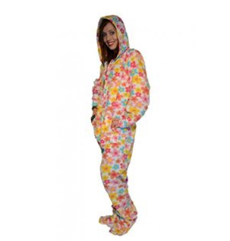 Flowers White large daisy type flowers onesie  SIZE GOES ON HEIGHT please read description