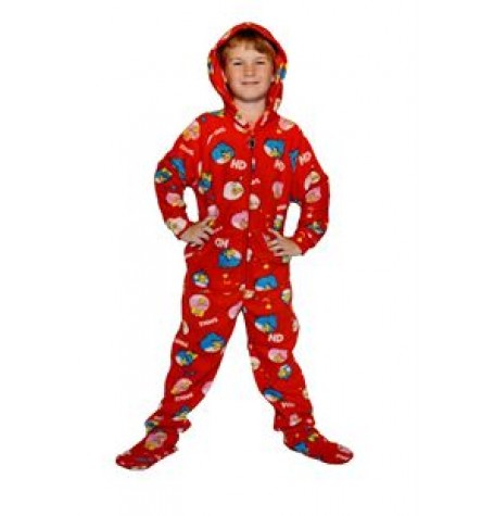 BIRD Red Bird  ONESIE              SIZE GOES ON HEIGHT please read description
